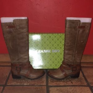 Gianni Bini Leather boots